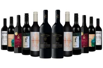 Classic Aussie Shiraz Mixed - 12 Pack