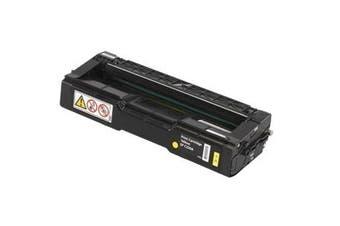Ricoh Compatible C220 Yellow Toner [406101]