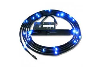 NZXT Sleeve LED Cable 1M Blue [CB-LED10-BU]