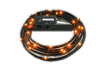 NZXT Sleeve LED Cable 1M Orange [CB-LED10-OR]
