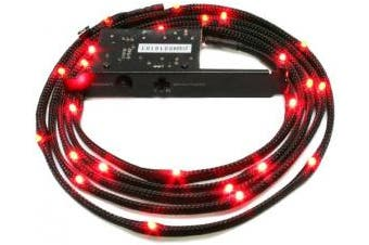 NZXT Sleeve LED Cable 1M Red [CB-LED10-RD]