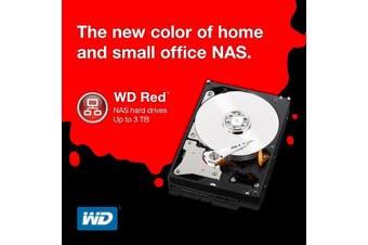"""Western Digital 3TB 3.5"""" RED NAS HDD - WD30EFRX"""