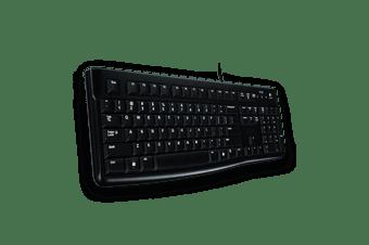 Logitech K120 USB Keyboard [920-002582]
