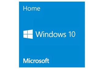 Microsoft Windows 10 64 bit OEM Home Edition [KW9-00139]