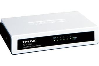 TP-Link TL-SF1005D 5 Port 10/100 Network Switch