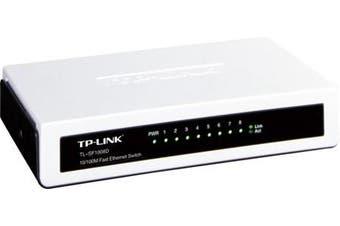 TP-link TL-SF1008D 8 Port 10/100 Desktop Switch