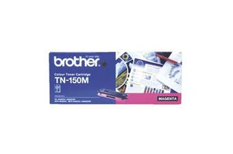 Brother TN-150 Magenta Toner Cartridge for HL-4050CDN [TN-150M]