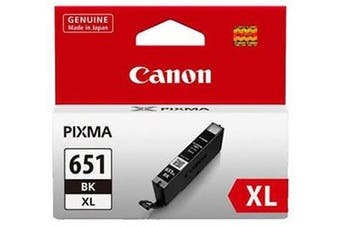 Canon CLI651XLY Yellow Extra Large Cartridge