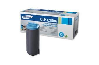 Samsung CLP-C350A Cyan Toner Cartridge