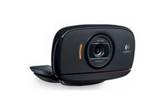 Logitech C525 HD Webcam Calling & Recording with Autofocus [960-000717]
