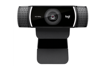 Logitech C922 Pro Stream HD Webcam with Tripod [960-001090]