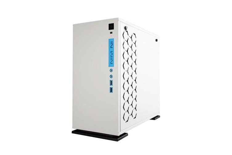 Inwin 301 Micro-ATX Case White