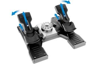 Logitech G PRO Flight Rudder Pedals [945-000024]