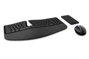 Microsoft Sculpt Ergonomic Desktop Keyboard [L5V-00027]