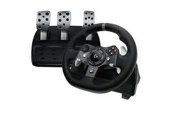 Logitech G920 Driving Force Racing Wheel For Xbox One and PC  [941-000126]