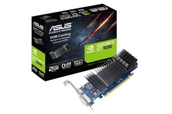 ASUS GeForce GT 1030 2GB GDDR5 Low Profile Video Card
