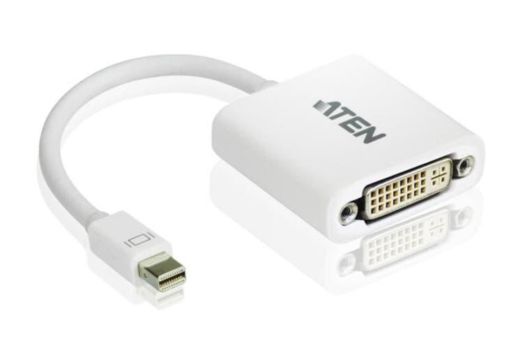 ATEN Mini DisplayPort(M) to DVI-D(F) Adapter [VC960-AT]