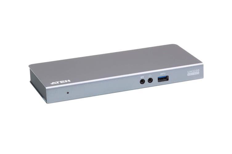 ATEN USB-C Single-view Multiport Doc [UH3230-AT-U]