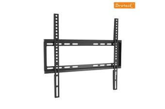"Brateck Economy Ultra Slim Fixed TV Wall Mount for 32""-55"" LED, 3D LED, LCD TVs(KL22-44F)"