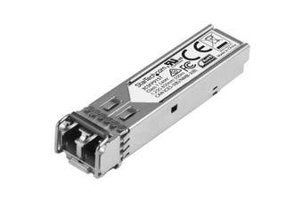 StarTech Gb Fiber SFP - 1000Base-SX - HP 3CSFP91 Compatible - MM LC  [3CSFP91ST]