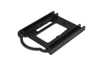 "StarTech Tool-less 2.5"" SSD/HDD Mounting Bracket for 3.5"" Drive Bay  [BRACKET125PT]"