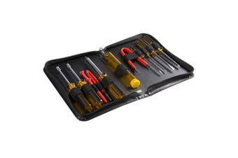 StarTech 11 Piece PC Computer Tool Kit with Carrying Case  [CTK200]