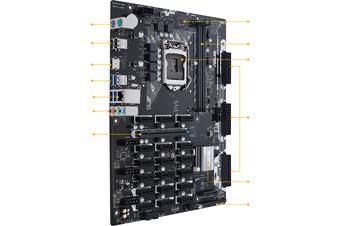 ASUS B250 Mining Expert Motherboard (B250-MINING-EXPERT)