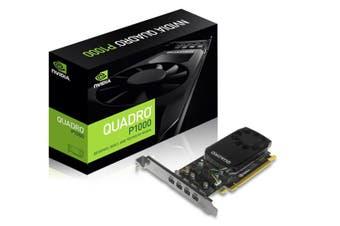 Leadtek NVidia Quadro P1000 PCIe 4GB GDDR5