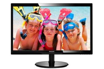 Philips 246V5LHAB 24'' FHD LCD 1ms Monitor