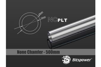 Bitspower None Chamfer PETG Link Tube OD16MM-Length 500MM