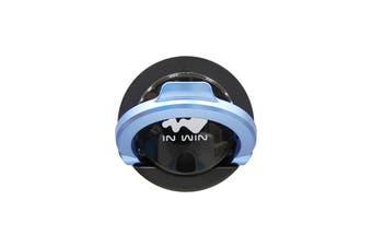 Inwin Mag-Ear Headphone Hanger Blue [MAG-EAR-BLUE]