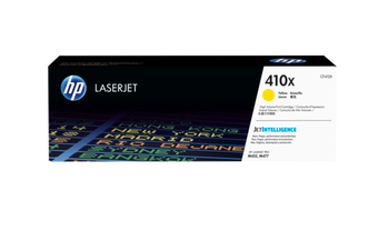 HP 410X Yellow Toner Cartridge