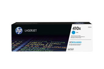 HP 410X Cyan Toner Cartridge