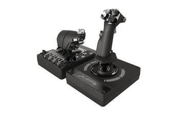 Logitech G X56 H.O.T.A.S. RGB Throttle and Stick Simulation Controller [945-000058]