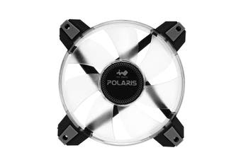Inwin Polaris Silent RGB 120MM Case Fan [POLARIS-RGB-PS]