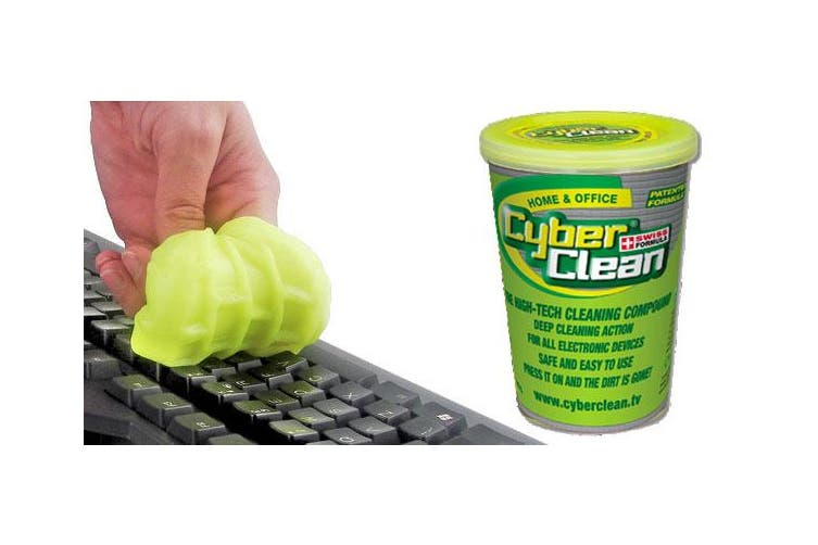Cyber Clean Home and Office Standard Cup 140G