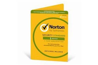 Norton Security Standard 2 Devices 1 Year - Digital Download for Windows, Android  [AV-NORSTDOEM-2]