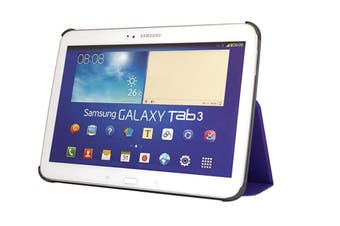 "STM Studio B3 Galaxy Tab 3 10.1 Case 10"" Purple"