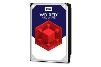 """Western Digital 3.5"""" RED NAS Hard Drive 8TB [WD80EFAX]"""