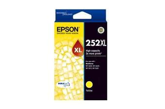 Epson 252XL High Capacity Yellow