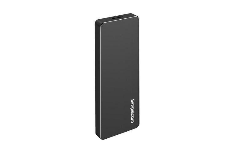 Simplecom SE503 NVMe PCIe (M Key) M.2 SSD to USB 3.1 Gen 2 Type C Enclosure 10Gbps