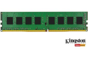 Kingston 8GB DDR4-2666 Value DIMM RAM Memory [KVR26N19S8/8]