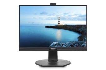 "Philips 241B7QPJKEB 23.8"" FHD LCD Monitor With PowerSensor"