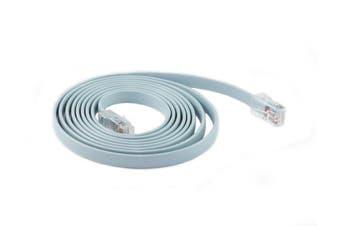 Konix 1.8M CISCO Console Cable RJ45 to RJ45