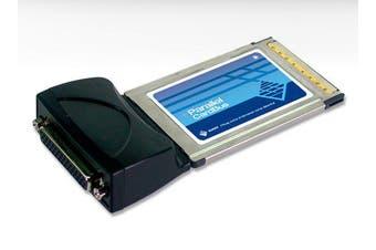 Konix PCMCIA 2 Port Parallel Adaptor