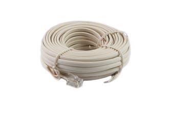 Konix 30M RJ11/RJ11Telephone Cable