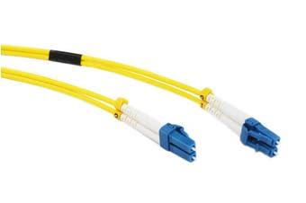 50M LC-LC OS1/OS2 9/125 Singlemode Duplex Fibre Patch Cable [FS-LC-LC50]