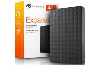 "Seagate Expansion Portable 2.5"" 4TB G2 External Hard Drive"