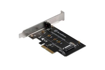 SilverStone ECM21 M.2 (M key) to PCI-E x4 Adapter Card [SST-ECM21]