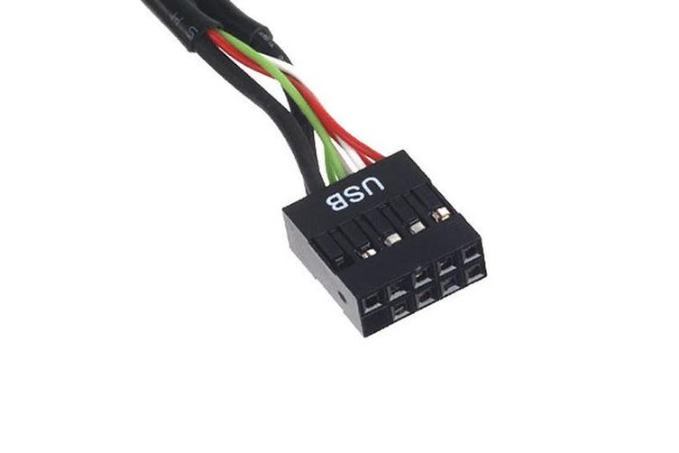 SilverStone G11303050-RT Internal 19pin USB 3.0 to USB 2.0 adapter cable